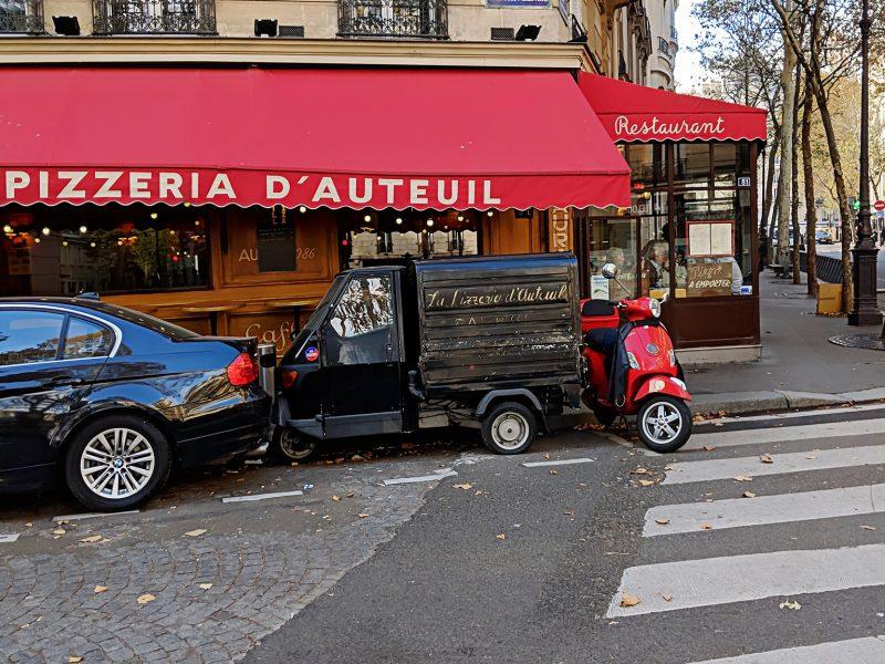 Pizzeria d'Auteuil