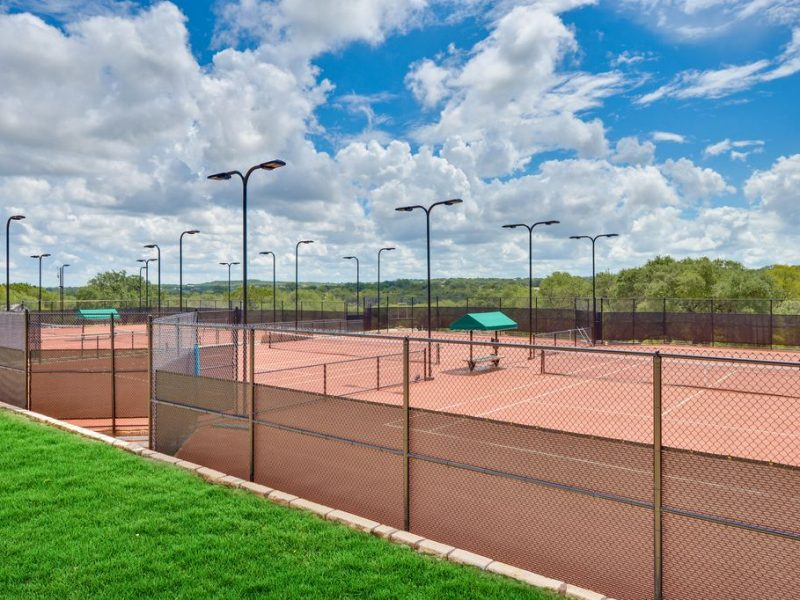 Red Clay Courts Texas